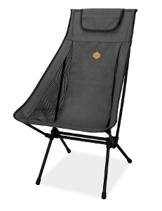 snowline chair Pender Wide dark grey