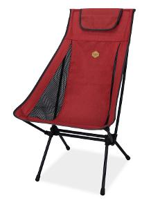 snowline chair Pender Wide red