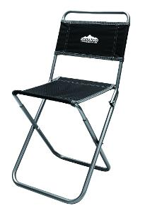 snowline alpine slim chair XL, black