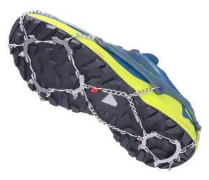 snowline Spikes Trail with reinforced eyelet